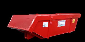 Meer info over: 6m3 Groen container open